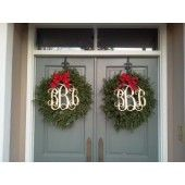 all sizes of wooden monograms for cheap! Need this for my future home!