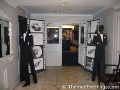 how to make james bond decorations | ... Bond nights: http://www.themedevenings.com/themed-nights/james-bond