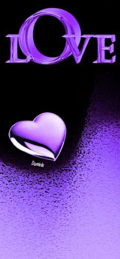 Purple Quotes, Love Backgrounds, Love Wallpaper, Cellphone Wallpaper, Hearts, Bling, Neon Signs, Words, Shape