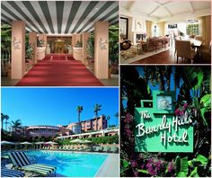 The Beverly Hills Hotel and Bungalows. Beverly Hills Hotel, The Beverly, Hotel Jobs, Bungalows, Best Hotels, Blind, Celebrity, Mansions, House Styles