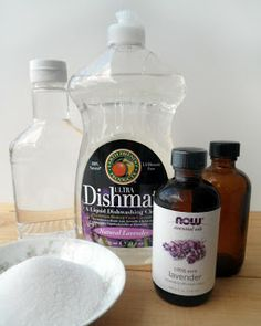 DIY Bubble Bath Recipe Combine: 1 Bottle of Natural Dishwashing Soap ¼ Cup of Glycerine 1 Tablespoon of Sugar 10 Drop of Lavender Essential Oil Food Coloring (optional) Mix together all ingredients gently until sugar is dissolved