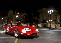 Ferrari 250 GTO, one of the rarest and most elegant Ferrari's ever built!