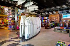Surf shop, wish I could work here!