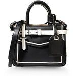 Reed Krakoff Black & White Mini Boxer Tote
