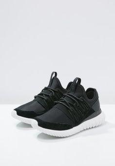 adidas Originals TUBULAR RADIAL - Sneaker low - black - Zalando.de