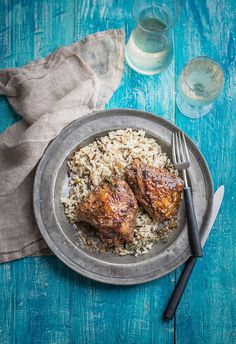 The tastiest jerk chicken breasts