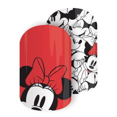Bow-Dacious | Jamberry I am BEYOND EXCITED!!!!! Jamberry has collaborated with DISNEY!!! And we now have The Disney Collection By Jamberry!!!   Check them out and get them at https://apesjams.jamberry.com/us/en/ This is HUGE!!! :D