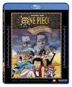 One Piece Movie 8 Episodes Of Alabasta Blu Ray One Piece Anime