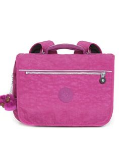 Cartable - KIPLING -Fushia- 13571 Kids Bags, Kids Fashion, Lunch Box, School Bags, Book Bags, Key Pouch, Fur, Bento Box, Kid Styles