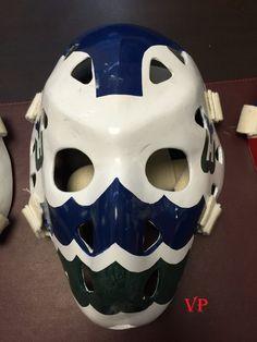 Mike Visor Hartford Whalers - Don Scott mask.
