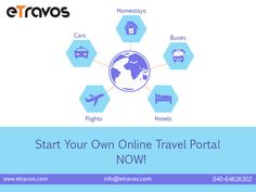 eTravos is As a leading of Travel portal development company for Camaroon,  we Provides travel portal solutions include the travel agents booking engine and  travel technology solutions
