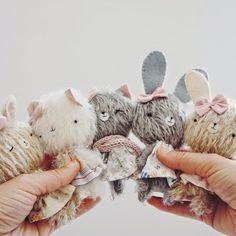 peluches, mohair, handmade, soft, lelelerele, pocholines