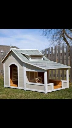 I wish this was my dogs dog house ♡♡♡♡♡♡lottery please ♡♡♡♡