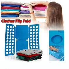 Diy Discover Magic Lazy Clothes Folding Board SAVE TIME EASY FOR steps and 3 seconds to make things done. Doing laundry could be so much fun even your. Clothes Folding Board, Cleaning Schedule Printable, Weekly Cleaning, Cleaning Checklist, Vertical Garden Design, Diy Gifts For Friends, Feather Painting, Toy Storage, Organization Hacks