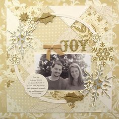 The Cecile Christmas Collection - Scrapbook.com