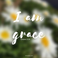 He is the grace that our hearts need | inspirational quote | scripture verse | inspiration and encouragement for a God centered home from kimtuttle.com | Design Organize Simplify | filling your heart with Him