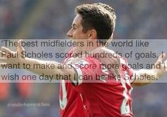 #Soccer #Quotes - #AnderHerrera Soccer Quotes, I Can, Goals, Day, Movie Posters, Film Poster, Film Posters, Football Quotes