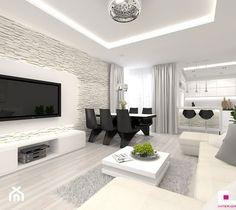 Home Room Design, Interior Design Living Room, Living Room Designs, Living Room Decor, House Design, Home Entrance Decor, Tv Decor, Home Decor, House Rooms