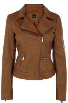 The Sienna Faux Leather Blazer Brown Faux Leather Jacket, Leather Blazer, Faux Leather Jackets, Oasis Jackets, Winter Fashion, Stylish, My Style, Womens Fashion, Clothes
