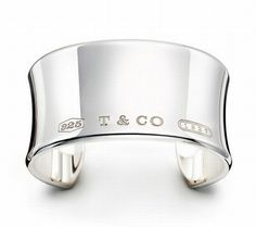 Tiffany Cuff... I have this and love....my daughter and son gave it to me as a gift!!!