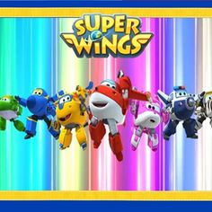 Super Wings–Kit Festa ~ Do Seu Jeitinho