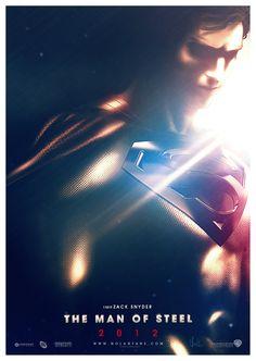 SUPERMAN : MAN of STEEL 2012 by ~Medusone