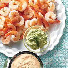 Contemporary Shrimp Cocktail | MyRecipes.com