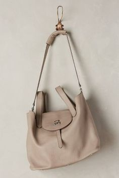 Meli Melo Thela Satchel Grey One Size Bags #anthroregistry
