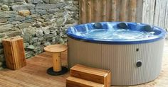 Our Hot Tub