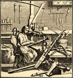 seventeenth century bassoon maker