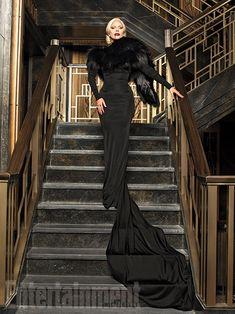 Lady Gaga @ladygaga by Michael Avedon www.michaelavedon.com for Entertainment Weekly @EW September 2015 #composition #motion
