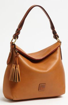 Dooney & Bourke 'Twist Strap' Hobo available at #Nordstrom