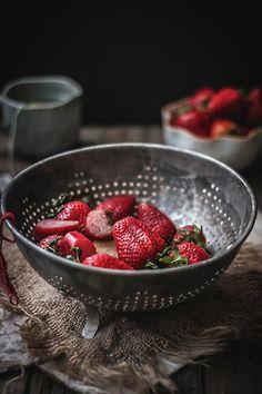 Lovely strawberries