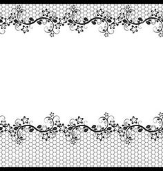 Find Black Lace On White Background Vector stock images in HD and millions of other royalty-free stock photos, illustrations and vectors in the Shutterstock collection. Thousands of new, high-quality pictures added every day. Seamless Background, Royalty Free Stock Photos, Girly, Tapestry, Wallpaper, Lace, Illustration, Vector Stock, Silhouettes
