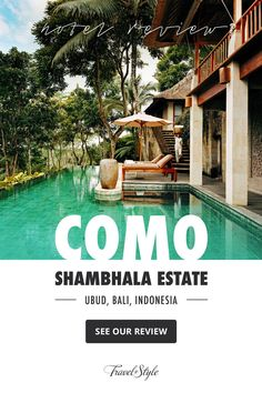 Hidden deep in the tropical jungle, on the banks of the Ayung River, COMO Shambhala Estate in Ubud is a sumptuous combination of a top-class boutique hotel and a luxurious spa. #balihotels #balihotelsluxury #bestbalihotels #balihoneymoon #balihotelresortshoneymoons #bestluxuryhotelsbali #baliluxuryresort #balihotelresortsvillas #bestvillasinbali #bestbalivillasluxury #baliluxuryvilla #ubudluxuryresort #ubudluxuryhotel #luxuryhotelsubud #ubudluxuryvillas #ubudbalihotelvillas #ubudbalihotel Luxury Hotels Bali, Ubud Bali Hotels, Beach Hotels, Hotels And Resorts, Best Of Bali, Bali Honeymoon, Hotel Reviews, Outdoor Pool, Banks
