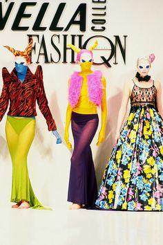 we fought fashion and lost exhibition Anna Piaggi, Kansai Yamamoto, Origami Dress, London College Of Fashion, Memorial Museum, Australian Fashion, Colored Denim, John Galliano, Fashion Labels