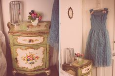 Inspiration: A Shabby Chic Home