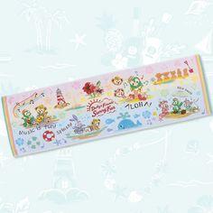Tokyo Disney Sea, Tokyo Disney Resort, Face Towel, Long Faces, Summer Photos, Duffy, Cute Designs, Sunnies, Greed