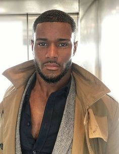 males, men, and black men image Fine Black Men, Gorgeous Black Men, Hot Black Guys, Handsome Black Men, Black Man, Black Boys, Fine Men, Beautiful Men, Handsome Man