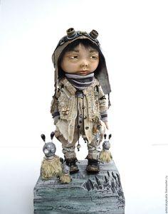 Buy Alley. The post-Apocalypse. - dolls, collectible doll, interior doll, handmade, postapokalipsis