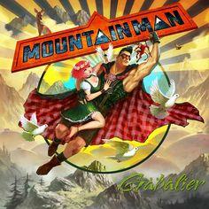Andreas Gabalier album cover - Mountainman