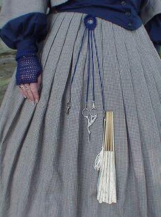 Civil War Sutler Blockade Runner's Ladies Fashion Page 18, Accessories 1860's Civil War Era. 5-2-08