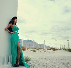 The Beautiful Lilly Ghalichi