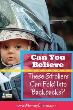 Stroller options | Lightweight strollers | Stroller shopping | Finding the right stroller | Nano strollers | Portable strollers | Strollers that fold into a backpack | Convenient strollers | Hiking with children | Traveling with kids | Convenient strollers for travels | Backpack stroller | Convertible stroller | Carrying case | Multiuse stroller | Nifty gadgets | Mom toys | Dad tech