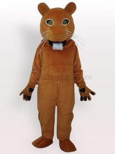 Puma Adult Mascot Costume - all the mascot costumes are global free shipping at http://www.cosplayzentai.com