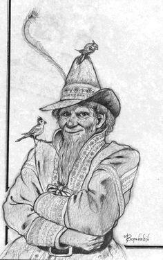 Tom Bombadil  es el único personaje que ni sucumbe al Anillo ni tiene ningún poder sobre él, esto se debe a que Tom no tiene ningún deseo, ninguna aspiración, asi que no puede desear el Anillo. Además no es un ser humano ni un elfo, no se sabe lo que es y el Anillo no tiene poder sobre él