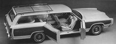 1969 Ford Aurora II concept - Google Search