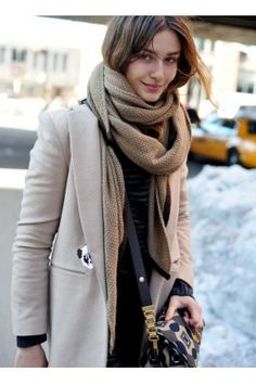 cute for winter - Scarves by Firstlook