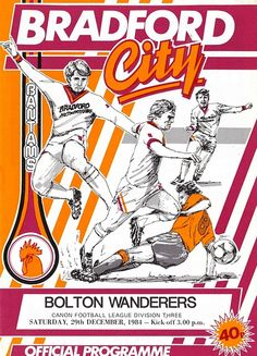 Retro football programmes – in pictures | Art and design | The Guardian