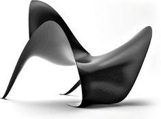Sedie e tavoli in fibra di carbonio da MAST 3.0 | Design Mag